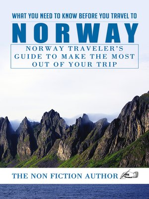 cover image of What You Need to Know Before You Travel to Norway