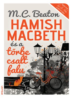 cover image of Hamish Macbeth és a tőrbe csalt falu