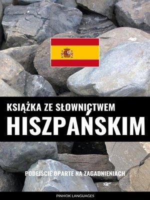 cover image of Książka ze słownictwem hiszpańskim