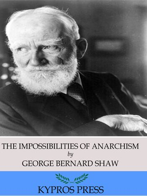 cover image of The Impossibilities of Anarchism
