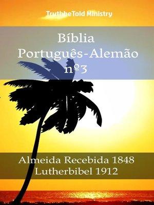 cover image of Bíblia Português-Alemão nº3