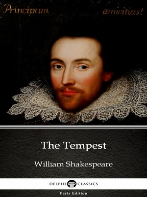 cover image of The Tempest by William Shakespeare