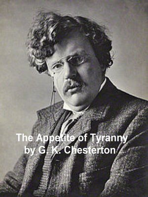 cover image of The Appetite of Tyranny