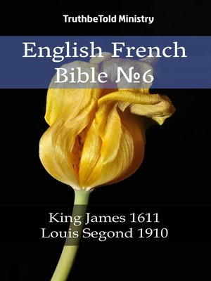 cover image of English-French Bible No2
