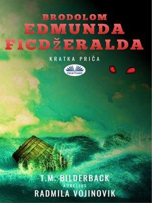 cover image of Brodolom Edmunda Ficdžeralda--Kratka Priča