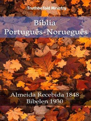 cover image of Bíblia Português-Norueguês