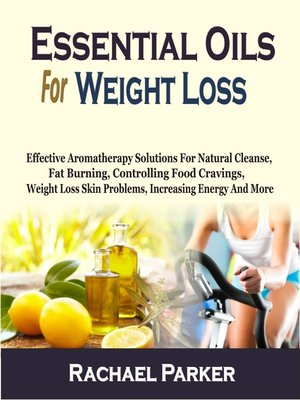 cover image of Essential Oils For Weight Loss