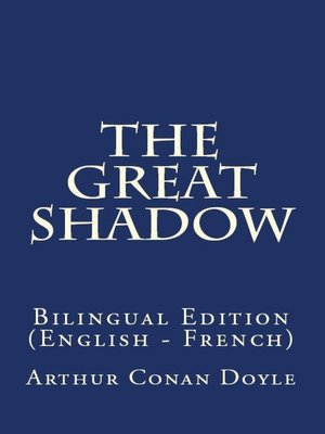cover image of The Great Shadow
