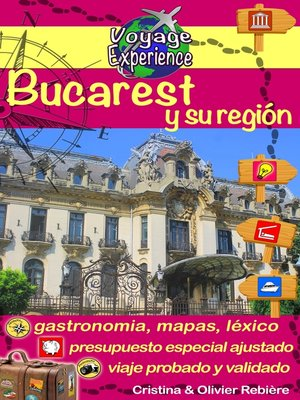 cover image of Bucarest y su región