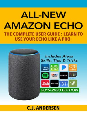 cover image of Amazon Echo