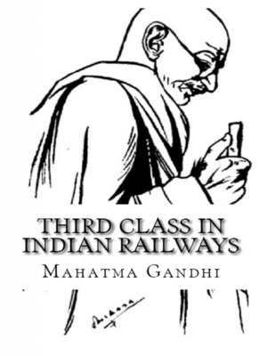 cover image of 3rd Class in Indian Railway