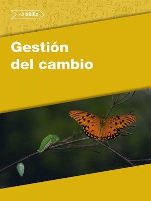 cover image of Gestión del Cambio