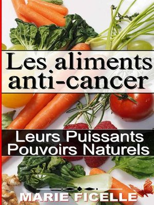 cover image of Aliments anti-cancer