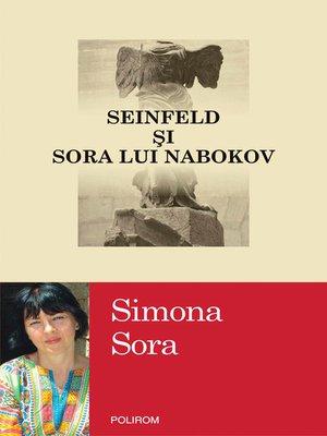 cover image of Seinfeld și sora lui Nabokov