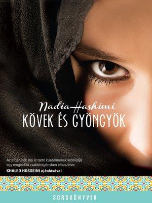 cover image of Kövek és gyöngyök