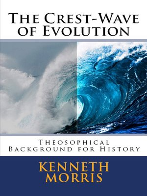 cover image of The Crest-Wave of Evolution