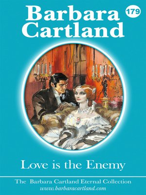 cover image of Love is the Enemy
