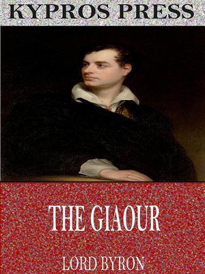 cover image of The Giaour