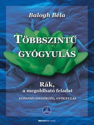 cover image of Többszintű gyógyulás