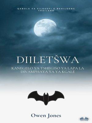 cover image of Diiletšwa