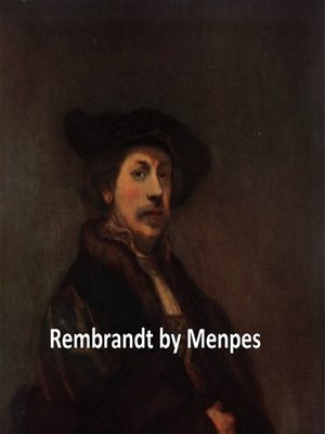 cover image of Rembrandt by Menpes