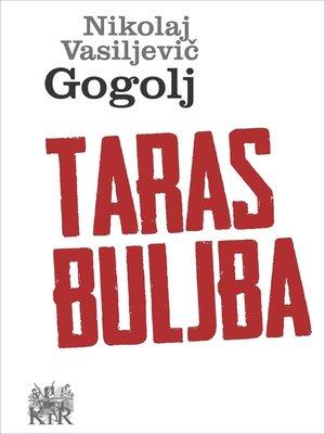 cover image of Taras Buljba