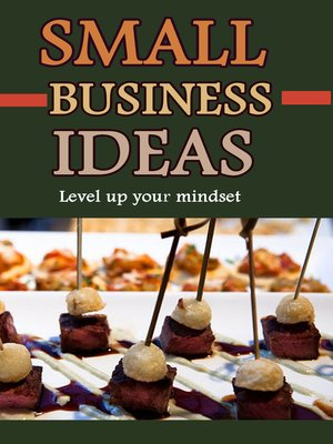 cover image of Small Business Ideas