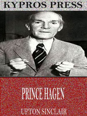cover image of Prince Hagen