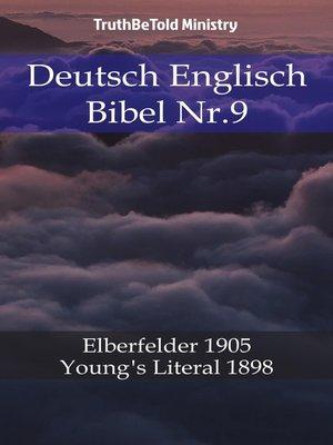 cover image of Deutsch Englisch Bibel Nr.9