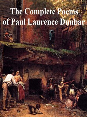 cover image of The Complete Poems of Paul Laurence Dunbar