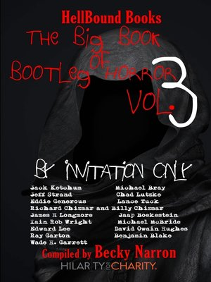 cover image of The Big Book of Bootleg Horror Volume 3