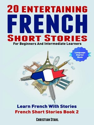 cover image of 20 Entertaining French Short Stories For Beginners and Intermediate Learners