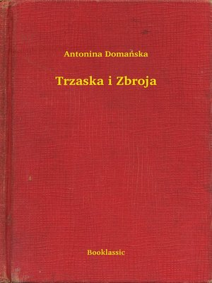 cover image of Trzaska i Zbroja