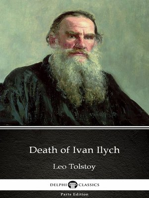cover image of Death of Ivan Ilych by Leo Tolstoy (Illustrated)