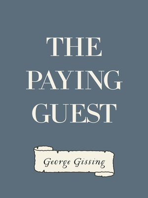 cover image of The Paying Guest