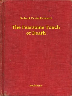 cover image of The Fearsome Touch of Death