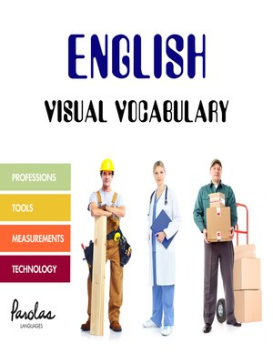 cover image of English Visual Vocabulary