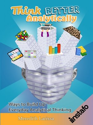 cover image of Think Better Analytically