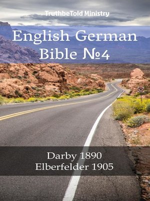 cover image of English German Bible №4