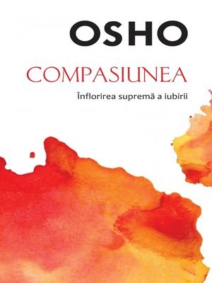 cover image of OSHO--Compasiunea