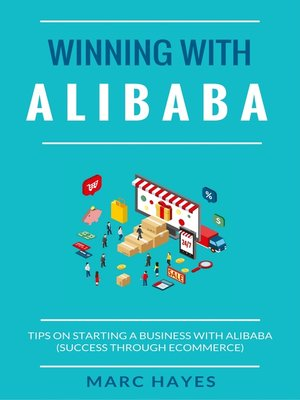 cover image of Winning With Alibaba