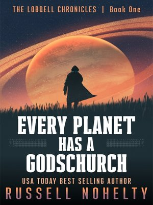 cover image of Every Planet Has a Godschurch