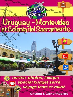 cover image of Uruguay--Montevideo et Colonia del Sacramento