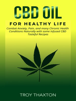 cover image of CBD Oil for Healthy Life