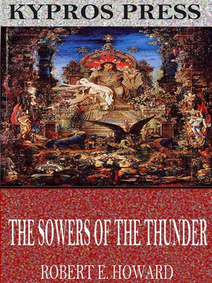 cover image of The Sowers of the Thunder