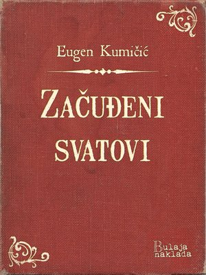 cover image of Začuđeni svatovi