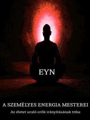 cover image of A személyes energia mesterei
