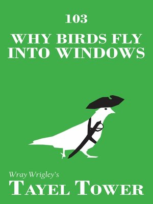 cover image of Why Birds Fly Into Windows