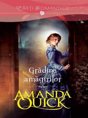 cover image of Grădina amăgirilor