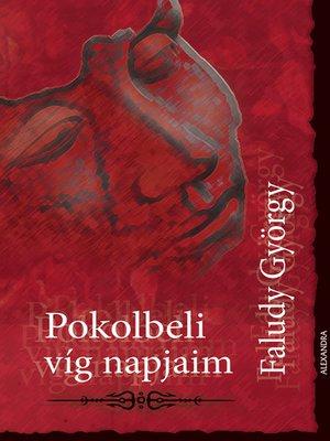 cover image of Pokolbeli víg napjaim